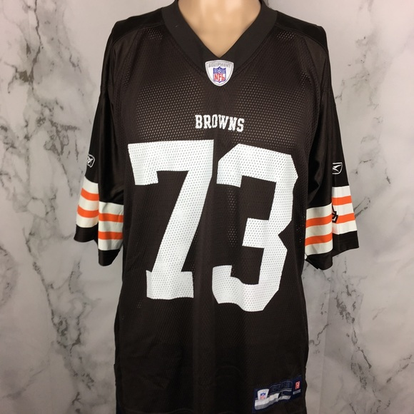 new style 34abb 6855a Cleveland Browns Joe Thomas NFL Jersey